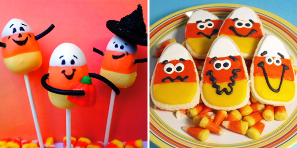 candy corn halloween